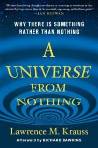 Cover of A Universe From Nothing by Larewncw M. Krauss