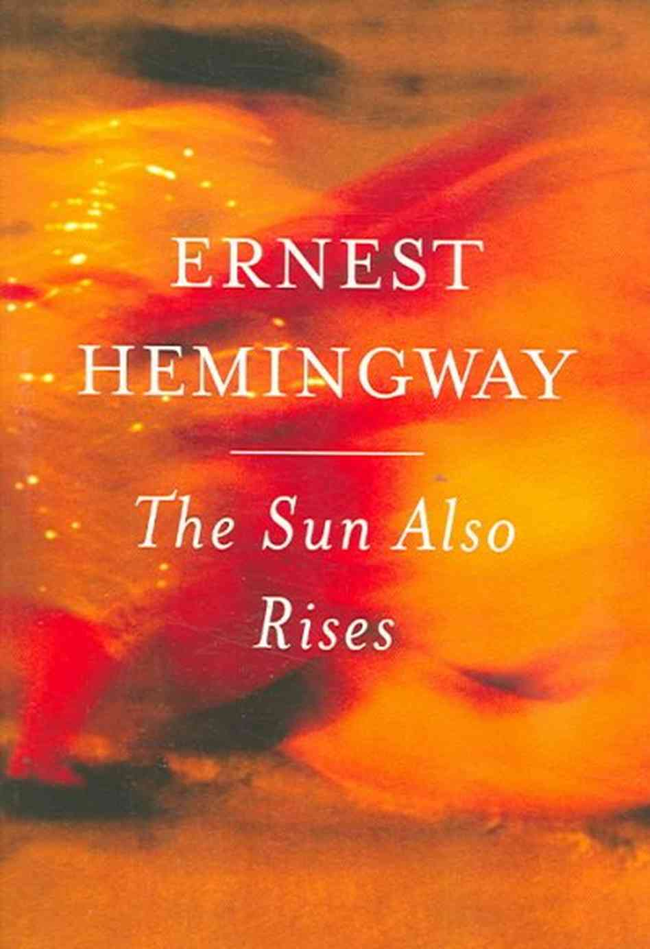 an analysis of a generation lost in the sun also rises by ernest hemmingway The sun also rises by ernest hemingway the novel explores the lives and values of the so-called lost generation, chronicling the experiences of jake barnes and several acquaintances on their pilgrimage to pamplona for the annual san fermin festival and bull fights, known more commonly as the running of the bulls.