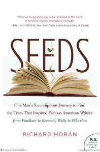 Seeds by Richard Horan (cover)