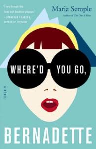 faintingviolet's #CBR5 review #7: Where'd You Go, Bernadette by Maria Semple