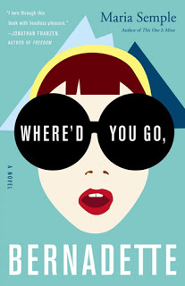 faintingviolet's #CBR5 review #7: Where'd You Go, Bernadette by Maria Semple