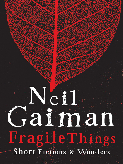 an analysis of magic realism in chivalry a short story by neil gaiman Actually, not karawynn long and neil gaiman couldn't agree on a rewrite she probably hated the contract too, she's no fool, but i don't think it got to that point.