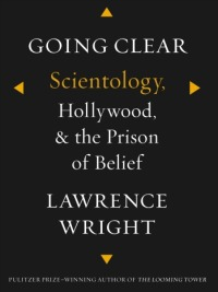 Going Clear Book Cover - P 2013
