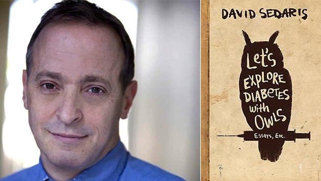 dave sedaris essays David sedaris is the author of bestsellers as well as collections of personal essays his book entitled naked quickly shot onto the new york times best seller list.