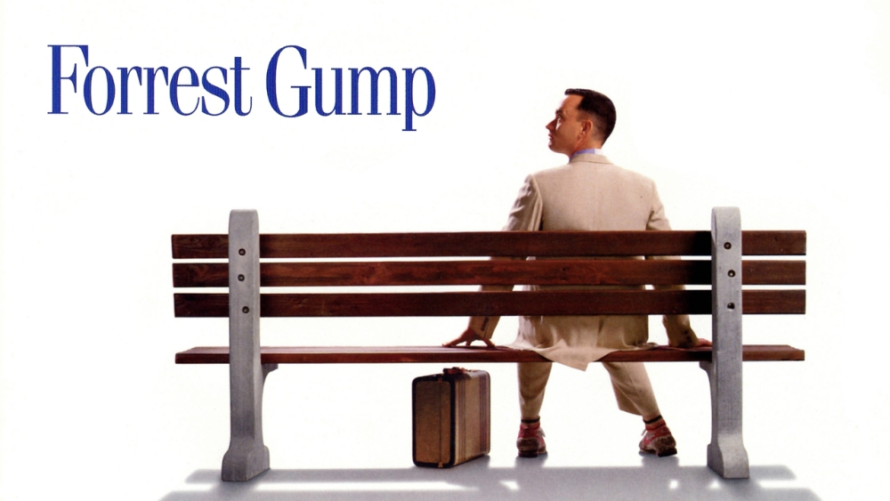 Pearls of Wisdom from Forrest Gump (1/6)