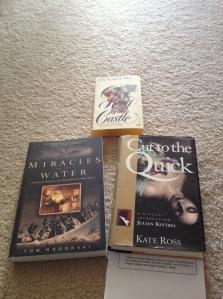 Jen's books